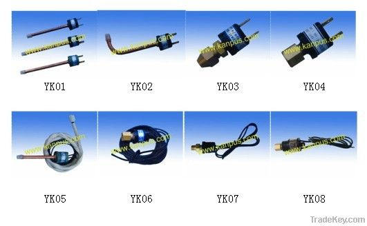 Air conditioner pressure switch (A/C spare parts)