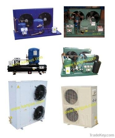 Refrigeration Condenser unit