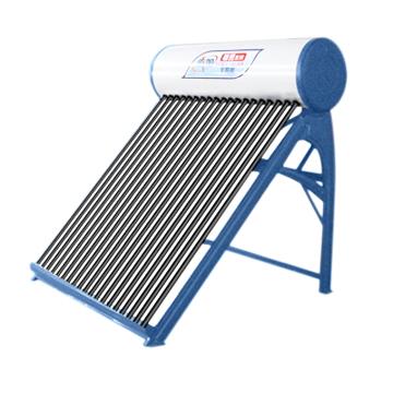 compact non-pressure solar water heater