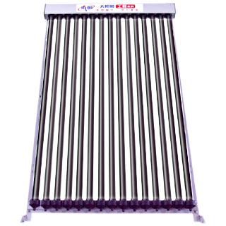 heatpipe solar collector
