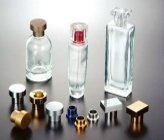 perfumer glass bottles