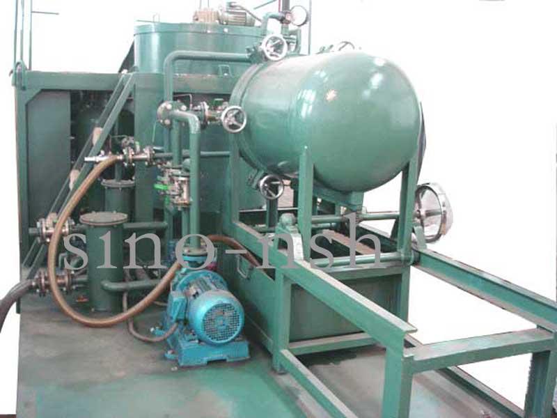 Engine Oil Purifier Machine