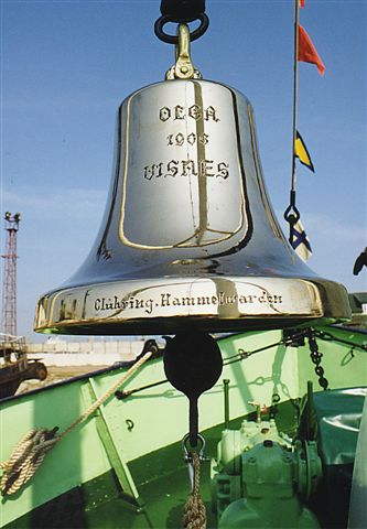 Vessel for sale