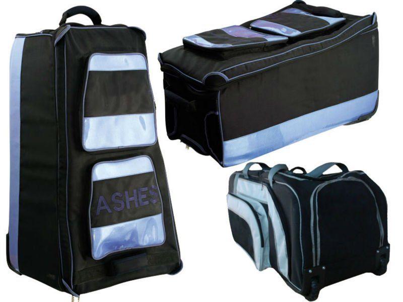 Ashes Wheeler kit bag