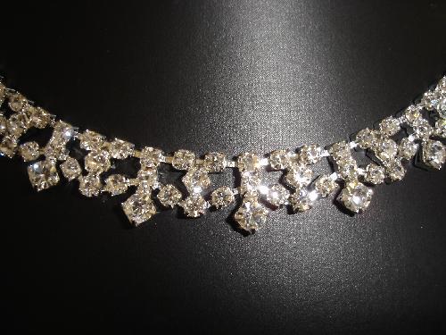 Fine rhinestone jewelry