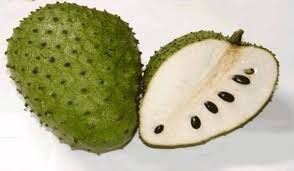 Sour sop concentrated pulp in 25 kg packs