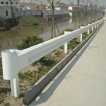 Armco Guardrail (Armco Barrier)