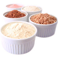 TEXTURED SOY PROTEIN - TSP TVP