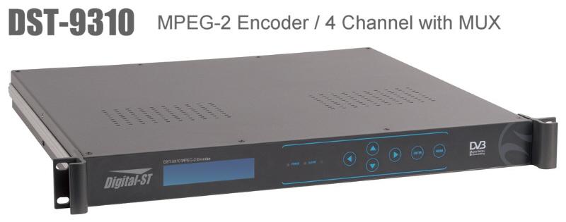 MPEG-2 Encoder