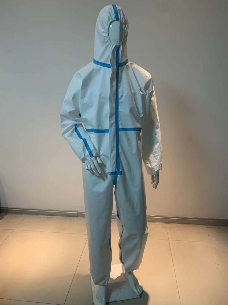 Medical Protective Coveralls