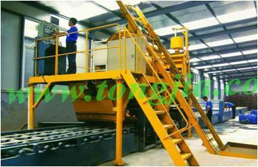 Cement Mortar Composite Panel Line
