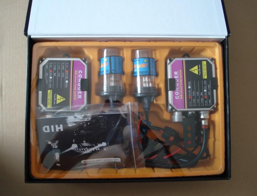 Conquer HID Xenon Lamp Conversion kits