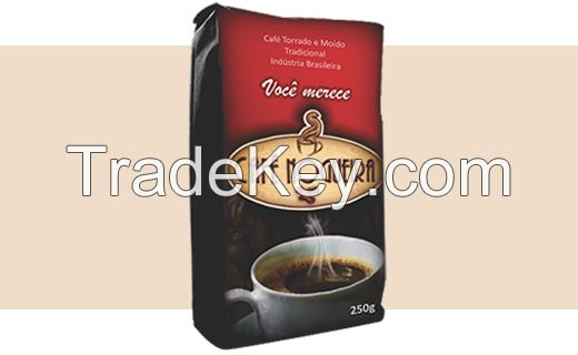 Roasted and Ground Coffe
