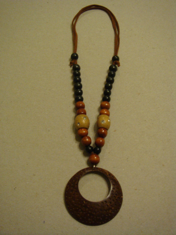 Handcrafted Coconut/Wood Jewelry