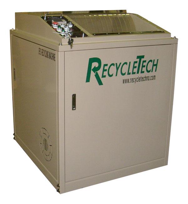 EPS(Styrofoam) Recycling Machine-Small Size