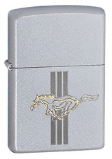 Zippo Ford Mustang Lighter New 2008 Release