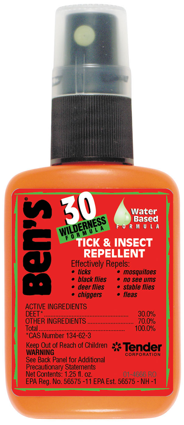 Ben's 30 Tick and Insect Repellent
