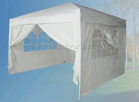Party Tent, One Mast Tent,
