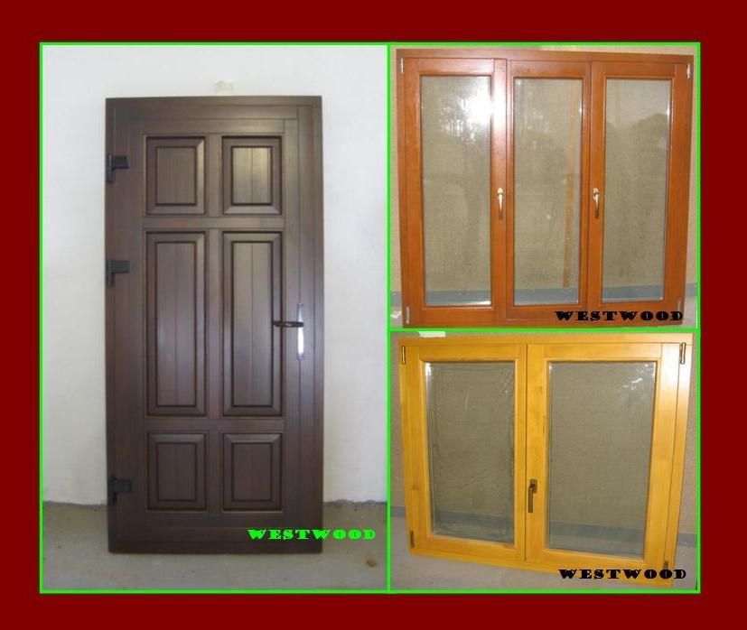 Woode Eurowindows & doors