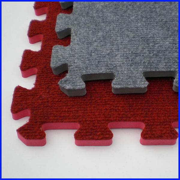 Interlocking Carpet Tile, Tradeshow Carpet Tile, Display Room Carpet