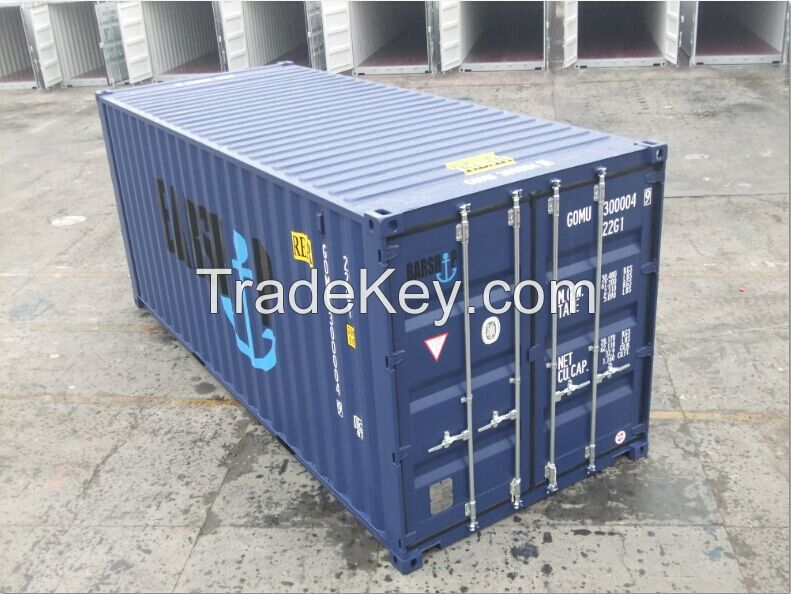 New and Used Containers