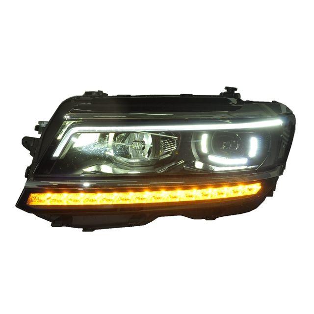 2017 Tiguan LED headlight