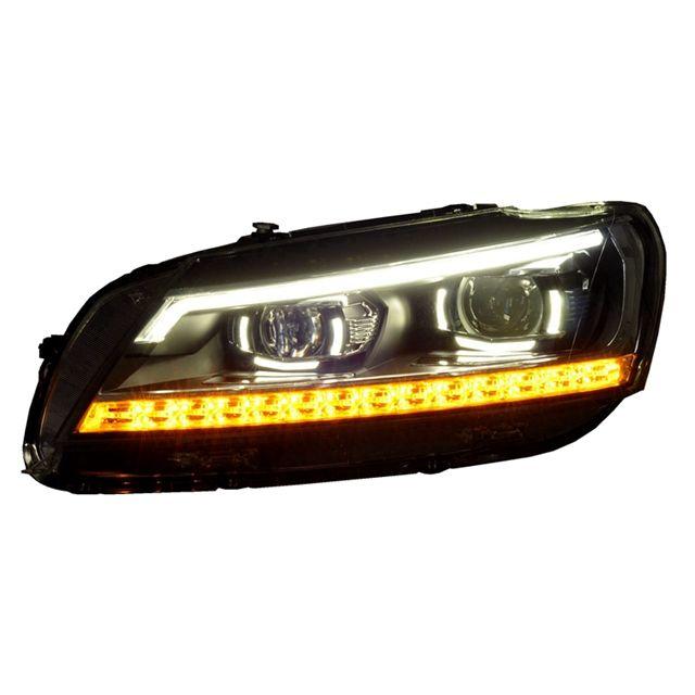 US version Passat B7 headlight