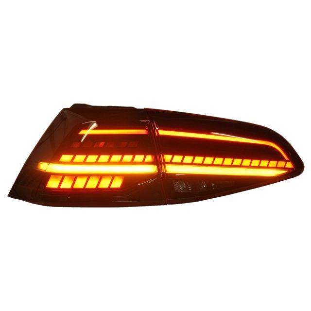 Golf mk7.5 LED tail light for Golf mk7