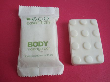 Hotel Soaps - Paper Wrapper (ECO Friendly)