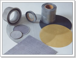 Wire Mesh Filter Discs