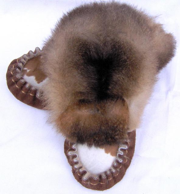 Possum slippers