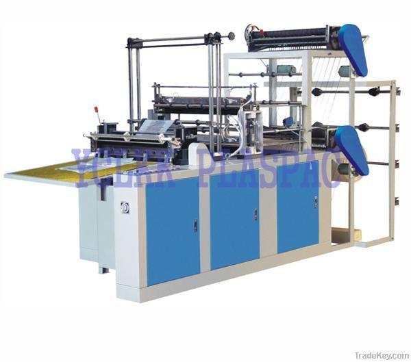 Cold-cut Plastic Bag Making Machine