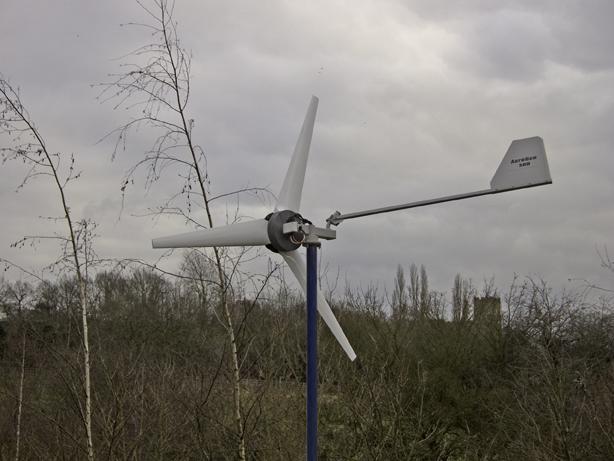 TEK 500W Turbine