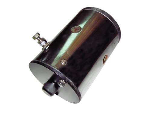 DC Motor ( O.D. 112 mm )