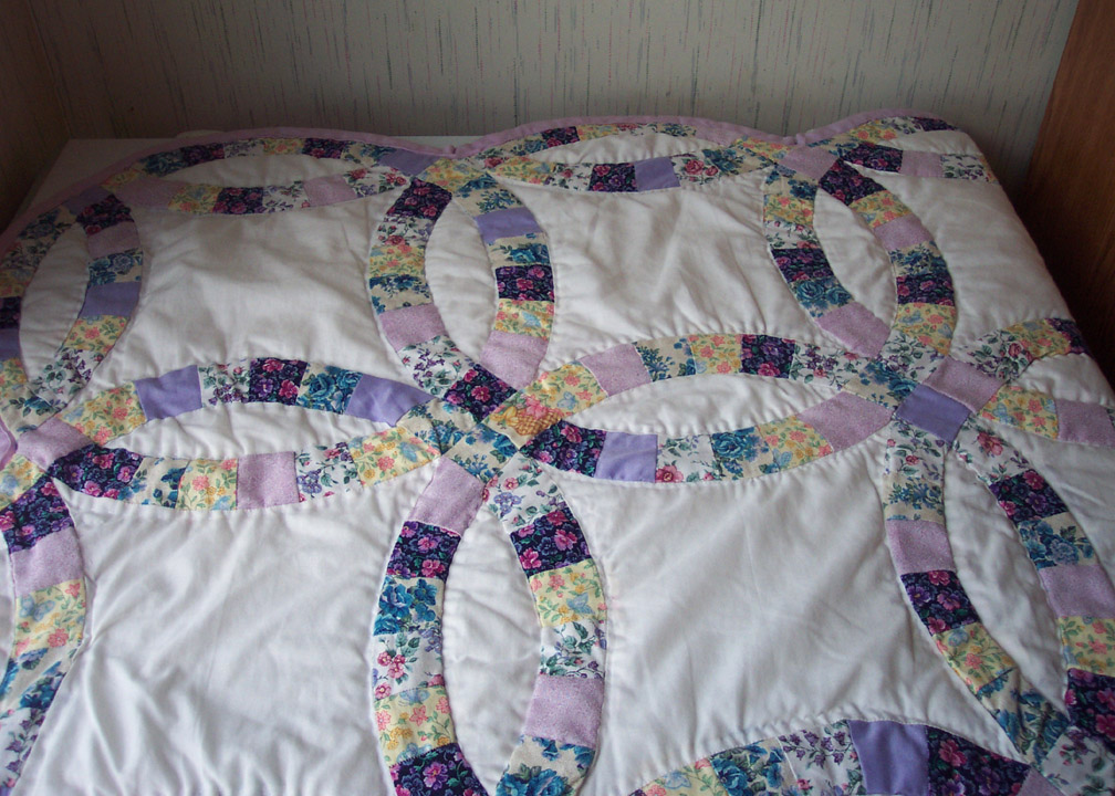 Patchwork and Applique Quilts