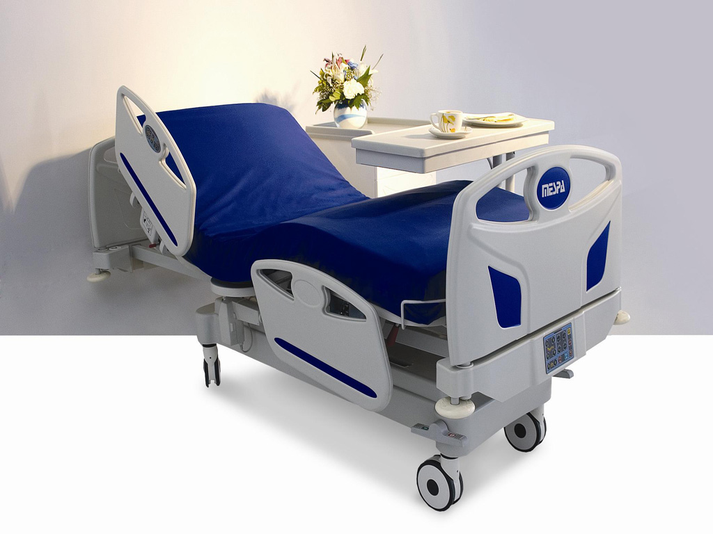 ELECTRONIC INTENSIVE CARE BED