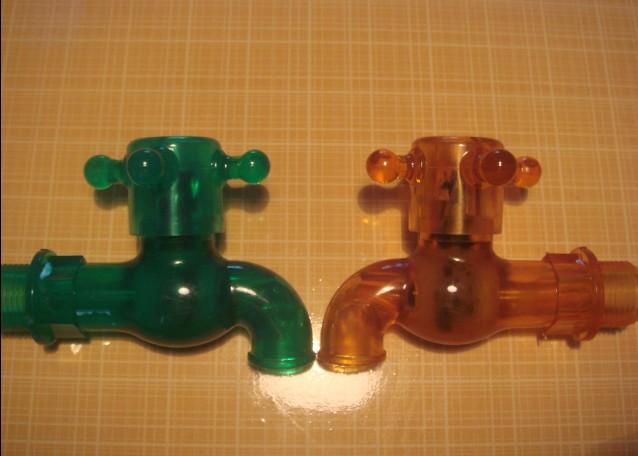 PVC Water Faucet