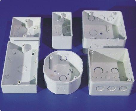PVC Switch box, Pvc Junction box