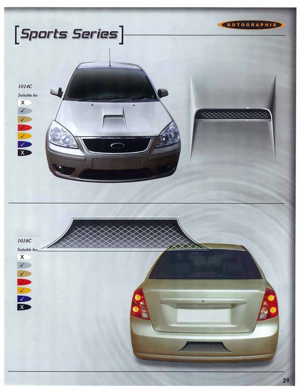 Sport Series Graphics