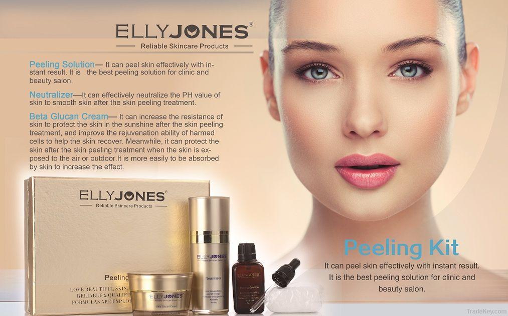 Skin Peeling Solution Package