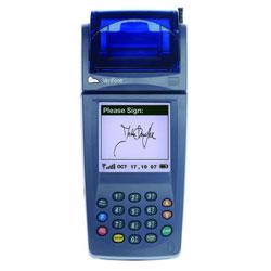 Wireless Credit Card Machine Lipman 8020 Wireless Palm