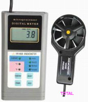 multimeter, clamp meter, analog meter, anemometer, dew point meter