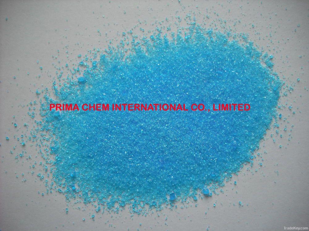 Pure Copper Sulphate