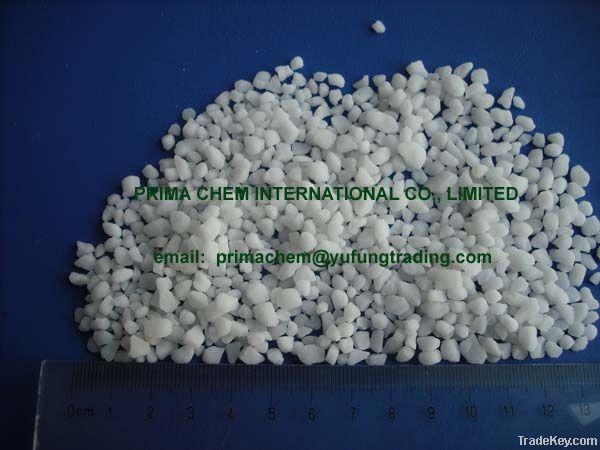 Ammonium Sulphate, White Granular, Size 2-4mm.