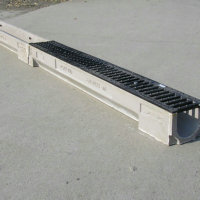 Polymer Concrete Trench
