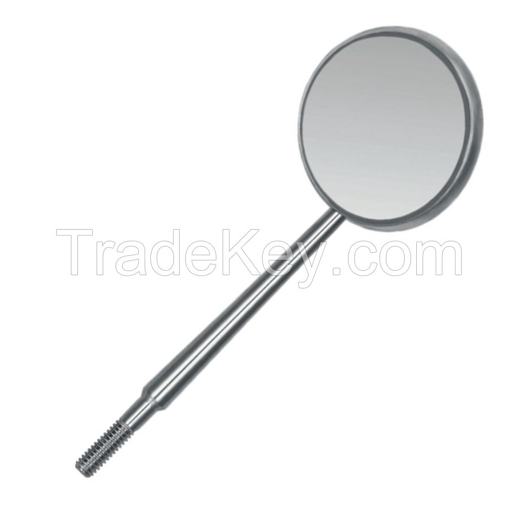 Dental Mirror with Handle