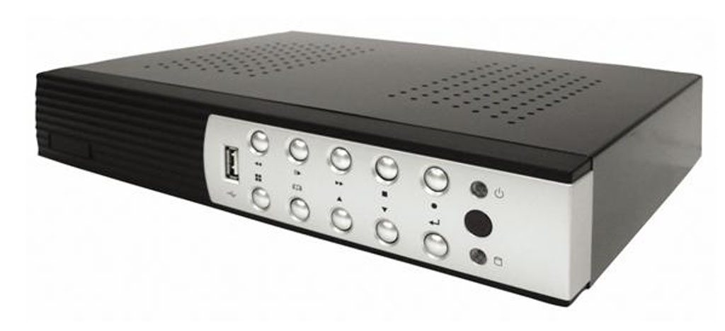 Teleview 8-Channel Network DVR