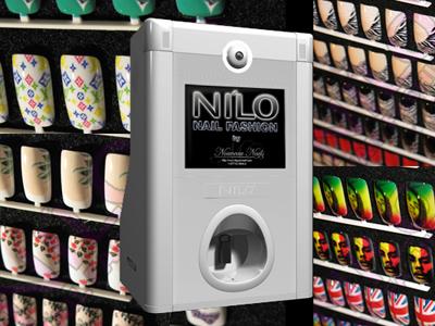 NILO Nail Fashion Printer