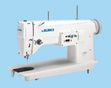 Juki LZ-271 Single Needle Embroidery Machine