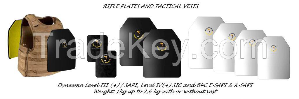 Prometheus Rifle Plates